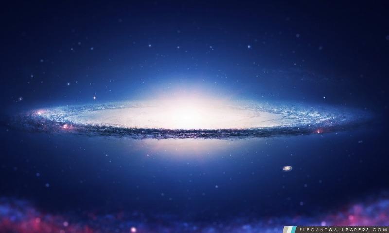 Galaxie spirale, Arrière-plans HD à télécharger