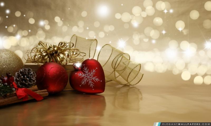 Amour de Noël, Arrière-plans HD à télécharger