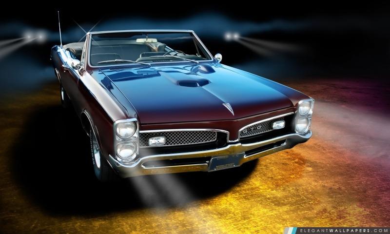 Pontiac 1967 GTO, Arrière-plans HD à télécharger