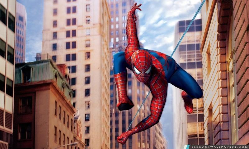 Spiderman Marvel, Arrière-plans HD à télécharger