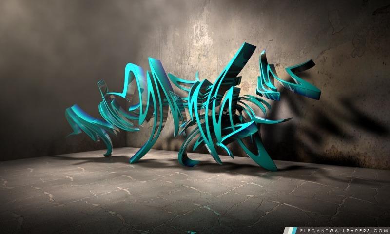 Graffiti coin, Arrière-plans HD à télécharger