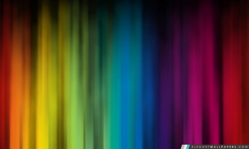 Rainbow Colors Fond D Ecran Hd A Telecharger Elegant Wallpapers