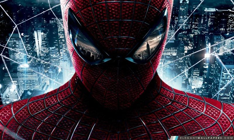 The Amazing Spiderman 2012 Fond Décran Hd à Télécharger