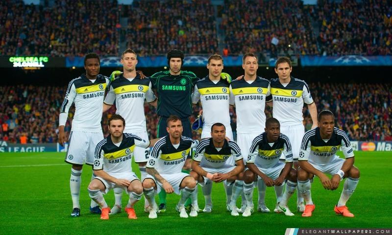 Chelsea 2012, Arrière-plans HD à télécharger