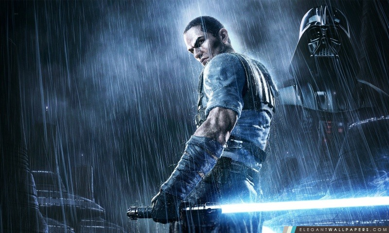 Starkiller, Star Wars The Force Unleashed 2, Arrière-plans HD à télécharger