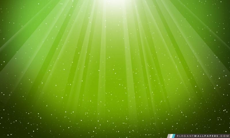 Aurora rafale de vert, Arrière-plans HD à télécharger
