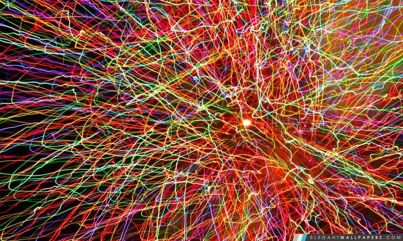 Peinture de feux d'artifice, Arrière-plans HD à télécharger