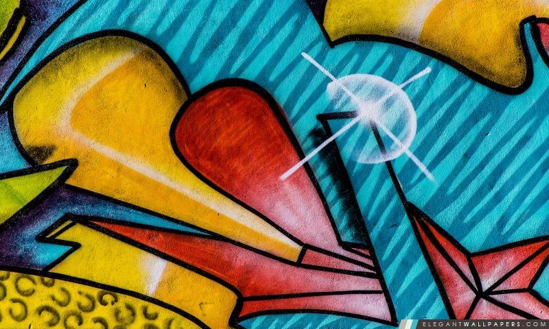 Graffitti, Arrière-plans HD à télécharger