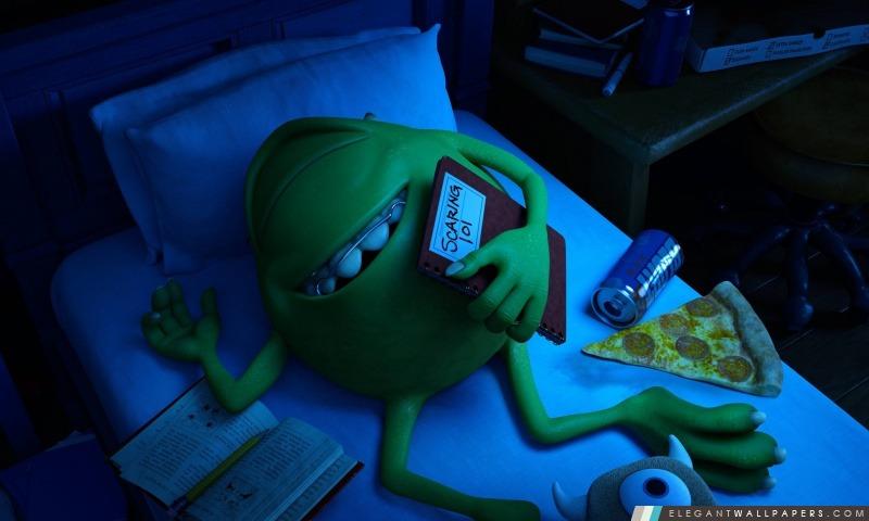 Université Monster 2013 Mike, Arrière-plans HD à télécharger