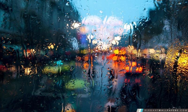 Temps pluvieux, Arrière-plans HD à télécharger