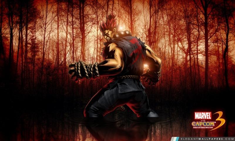 Marvel vs Capcom 3 Fate of Two Worlds, Arrière-plans HD à télécharger