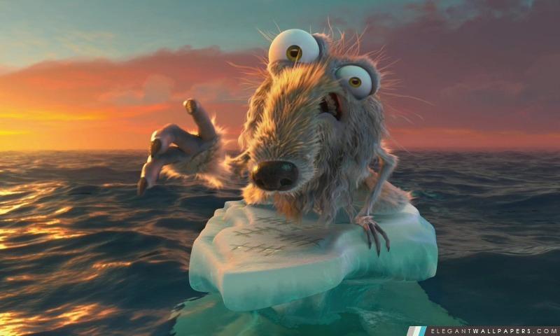 Ice Age Continental Drift, Arrière-plans HD à télécharger