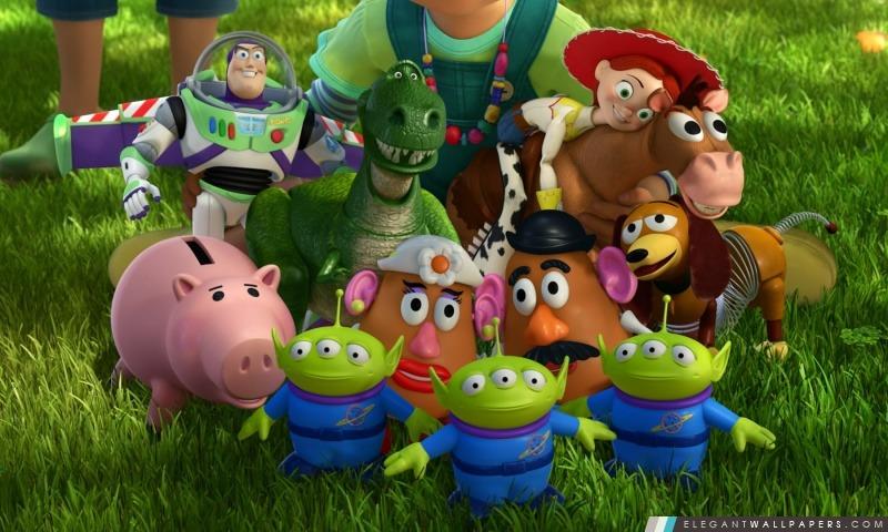 Toy Story 3 Comédie, Arrière-plans HD à télécharger