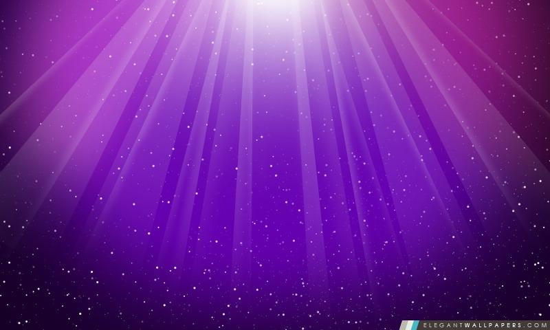 Aurora Burst Violet, Arrière-plans HD à télécharger