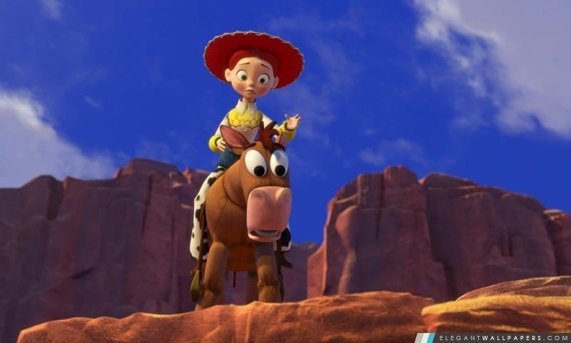 Toy Story 3 Jessie, Arrière-plans HD à télécharger