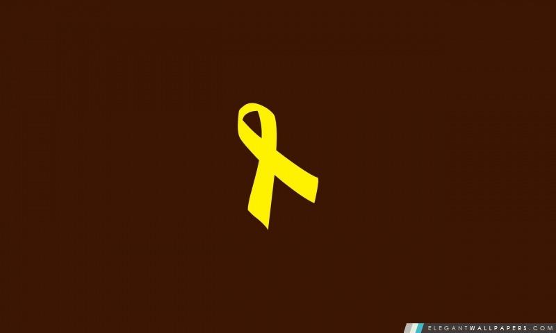 Cancer du sein Campagne Symbole, Arrière-plans HD à télécharger