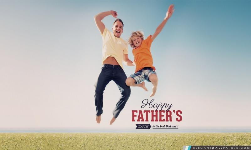 Fête des pères, Arrière-plans HD à télécharger