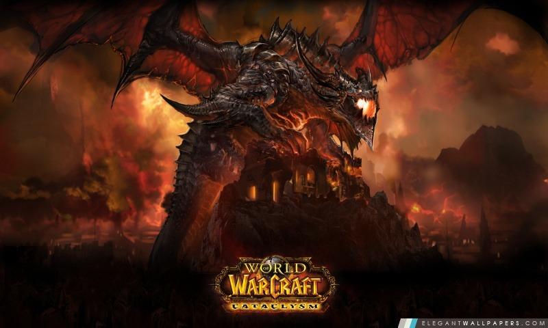 World Of Warcraft, Cataclysm, Arrière-plans HD à télécharger