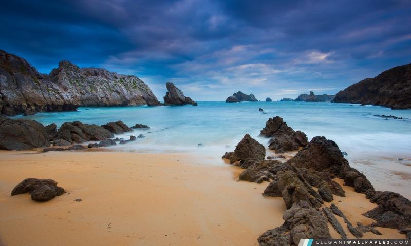 Rocky Bay, Arrière-plans HD à télécharger