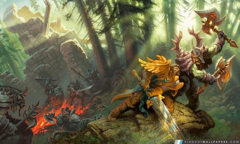 World Of Warcraft Fan Art, Arrière-plans HD à télécharger