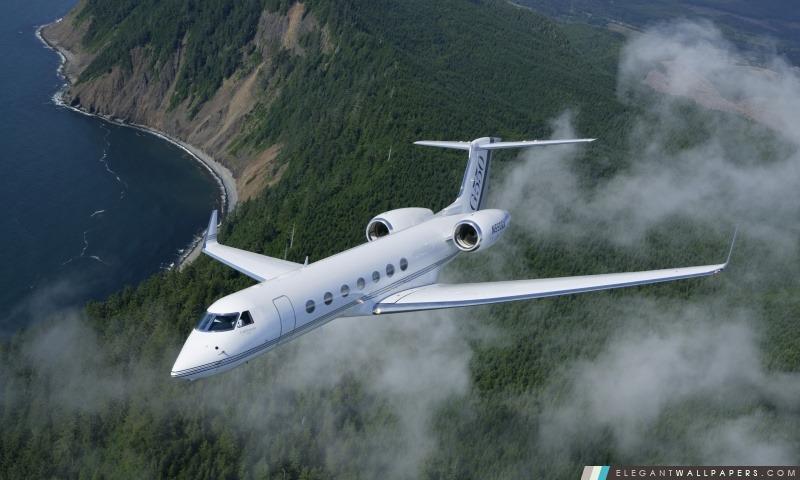 Gulfstream G550, Arrière-plans HD à télécharger
