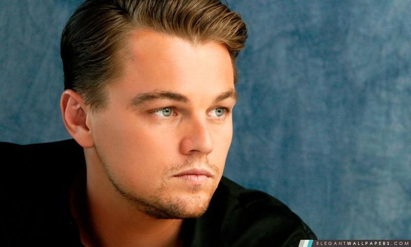 Leonardo DiCaprio Portrait, Arrière-plans HD à télécharger