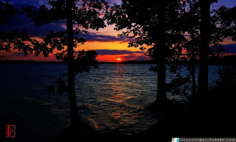 foto de Impressionnant Paysage d'automne Fond d'écran HD à
