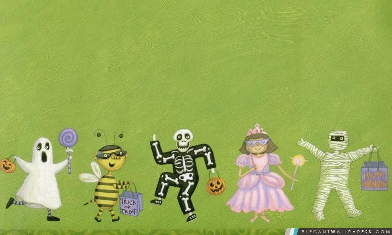 Halloween Party, Arrière-plans HD à télécharger