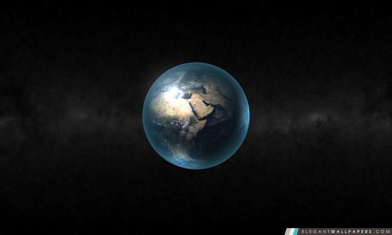 Plan 232 Te Terre Vue De L Espace Fond D 233 Cran Hd 224