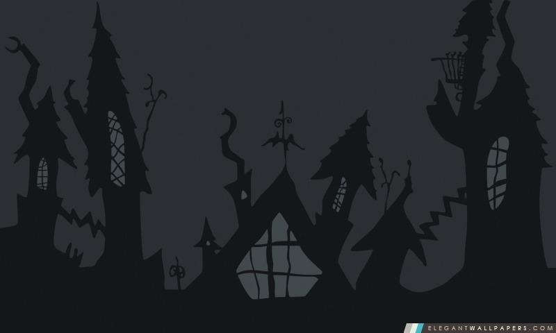 Art Halloween, Arrière-plans HD à télécharger