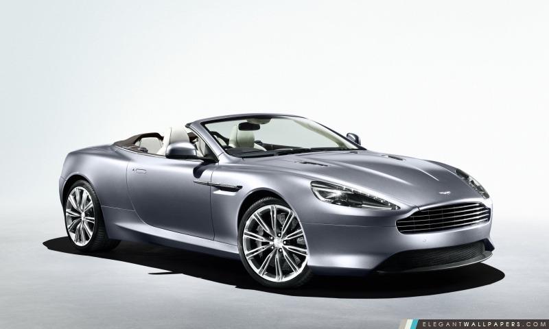 Aston Martin Virage Volante 2011, Arrière-plans HD à télécharger