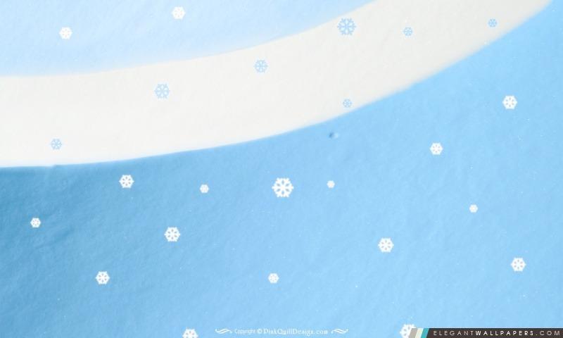 Flocons de neige, Arrière-plans HD à télécharger