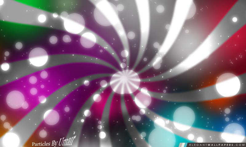 Particules, Arrière-plans HD à télécharger