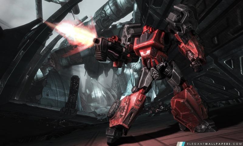Transformateurs Guerre pour Cybertron Captures d'écran, Arrière-plans HD à télécharger