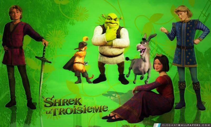 Shrek, Arrière-plans HD à télécharger