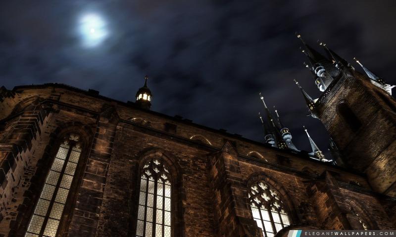 Cathédrale de Tyn, Arrière-plans HD à télécharger