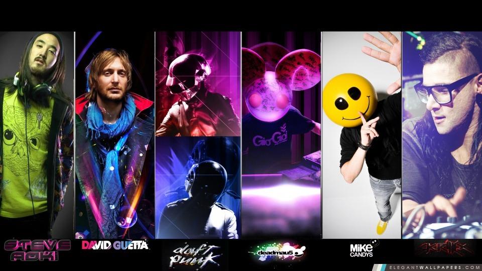 DJ est le meilleur, Arrière-plans HD à télécharger