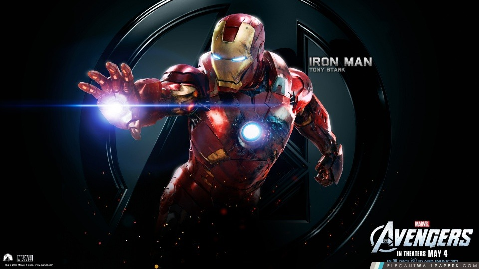 Le iron man avengers fond d 39 cran hd t l charger - Iron man 2 telecharger ...