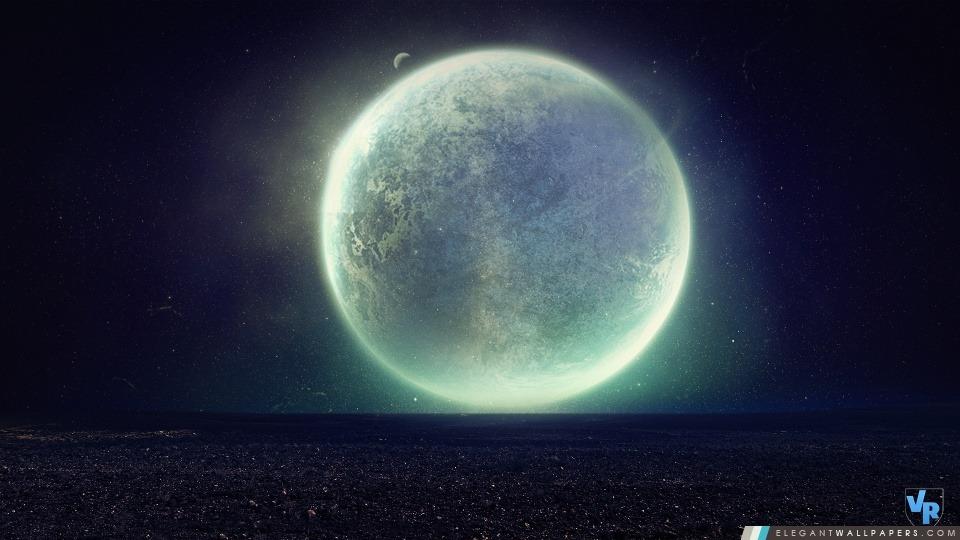 Planète. Fond D'écran HD à Télécharger