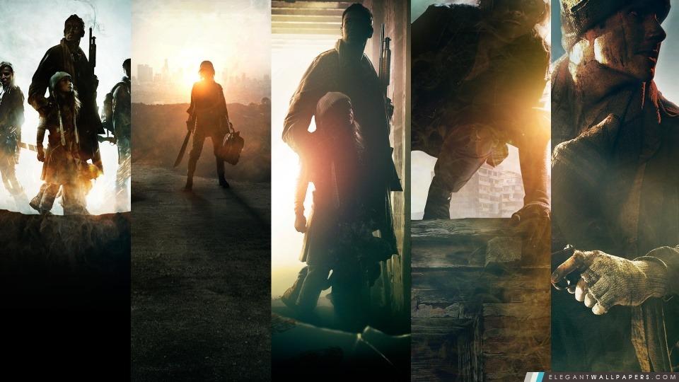Élément jeu humain (2015), Arrière-plans HD à télécharger