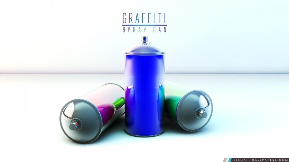 Graffiti – Boîte de jet – V1, Arrière-plans HD à télécharger