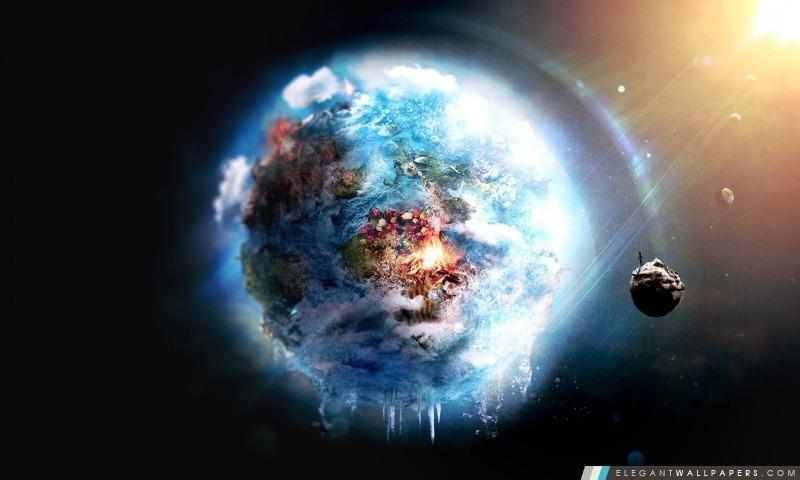 Futur espace extra-atmosphérique Voir, Arrière-plans HD à télécharger
