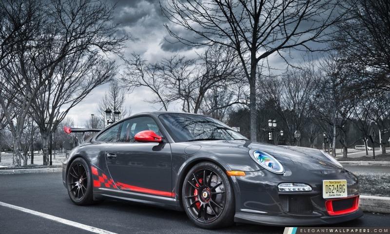 Porsche 911 Sport Tuning, Arrière-plans HD à télécharger