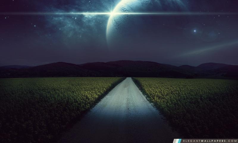 Creeping Moonlight, Arrière-plans HD à télécharger