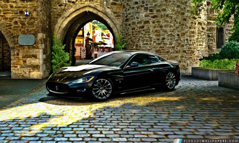 Maserati Gran Turismo 5, Arrière-plans HD à télécharger