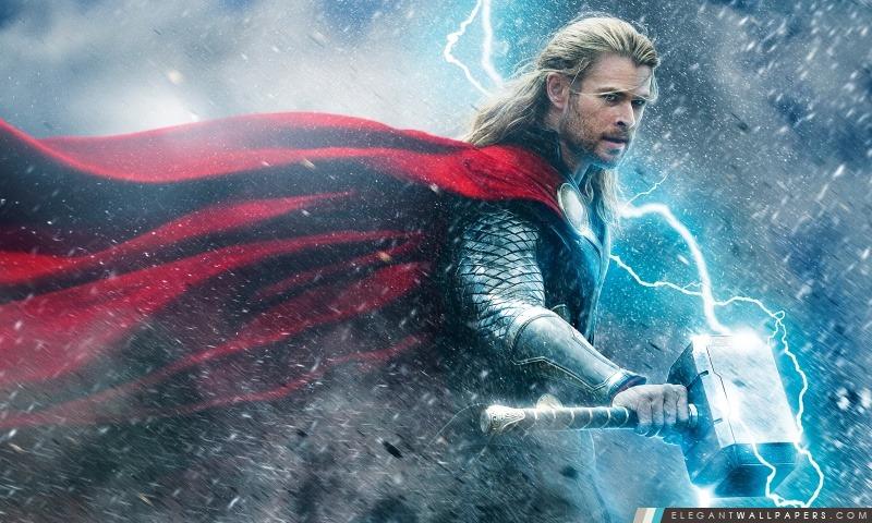 Thor le film Dark World 2013, Arrière-plans HD à télécharger