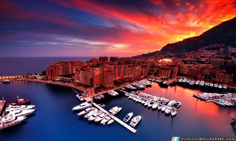 Monaco, Arrière-plans HD à télécharger
