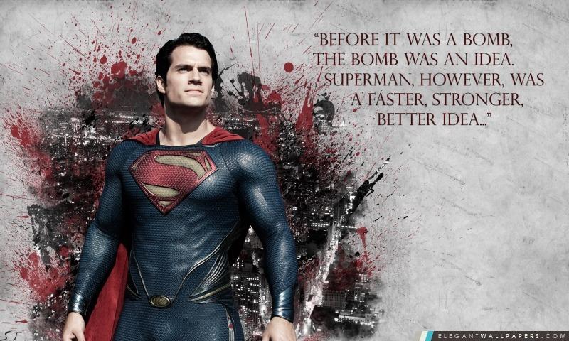 Superman, Arrière-plans HD à télécharger
