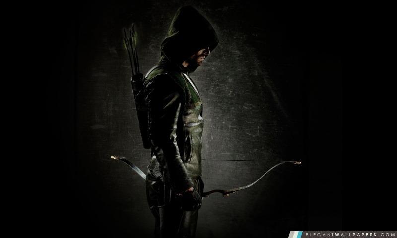 Arrow – Flèche verte, Arrière-plans HD à télécharger
