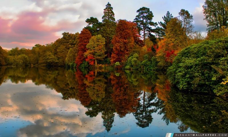Lac, Arrière-plans HD à télécharger